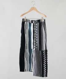 FIKA./77circa make3D knit skirt/503121428