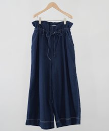 FIKA./Wide Legg Denim Pants/503121431