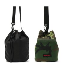 BRIEFING/【日本正規品】ブリーフィング ショルダーバッグ BRIEFING DUAL DRAWSTRING POUCH 2WAY 巾着バッグ BRL201L43/503121900
