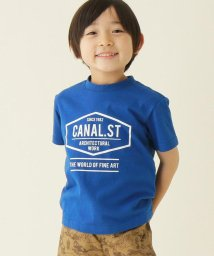 THE SHOP TK(KID)/【100-150cm】BOXロゴTシャツ/503122195