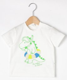 3can4on(Kids)/【80~110cm】海恐竜Tシャツ/503122228