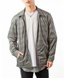 TopIsm/スイングトップメンズシャツジャケットブルゾンワイドシルエットドロップショルダー/503122416
