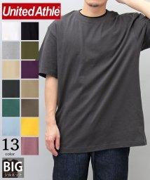 AMS SELECT/【United Athle/ユナイテッドアスレ】 5.6オンスビッグTシャツ/オーバーサイズTシャツ/501391151