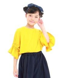 UNICA/【2020春夏】キャンディースリーブTシャツ 110~140/503023738
