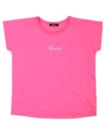 UNICA/【レディスサイズ】【2020春夏】UNICAロゴTシャツ XS~M/503023775