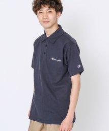 coen/【女性にもオススメ】【WEB限定】Champion(チャンピオン)ベーシックロゴ刺繍ポロシャツ(C3-P306)/503108953