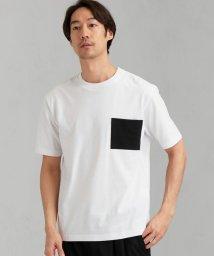 green label relaxing/【 WEB限定 】SC ドライ コンビポケット クルー Tシャツ < 機能性 / 吸水速乾 > # /503120642