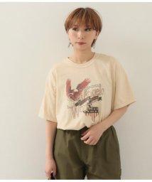 Factor=/イーグルプリントTシャツ/503123114