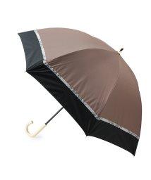 ROPE PICNIC PASSAGE/【晴雨兼用】遮光バードケージパイソンアクセントパラソル/503123308