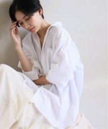 FRAMEWORK/【INDIVIDUALIZED SHIRTS】 別注POPLIN BIGシャツ/503124068
