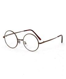maestoso/サングラスメンズカラーレンズ伊達メガネ眼鏡伊達めがね丸メガネラウンドフレーム/503124167