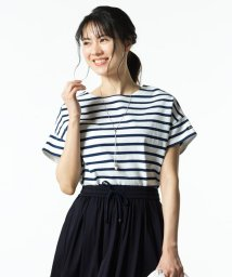 JIYU-KU /【マガジン掲載】フランス Le minor ボーダーカットソー(検索番号G25)/503125415