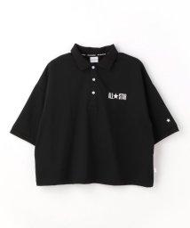 179/WG/CONVERSEドロップショルダーポロシャツ/502973517
