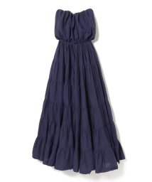 Demi-Luxe BEAMS/【WEB限定】MARIHA / 草原の夢 ソリッドドレス/503067111