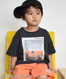 coen/【coen キッズ / ジュニア】フォトプリントTシャツ/503108506