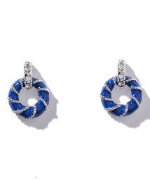 LANVIN en Bleu(JEWELRY)/セサンパカラーピアス/503109836