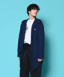 VIRGOwearworks/KNIT HOOD COAT NEW/503116275
