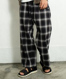 VIRGOwearworks/NOSTALGIC CHECK PANTS/503116300