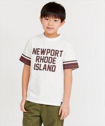 KRIFF MAYER(Kids)/NOダーTEE(袖ライン)(130~160cm)/503117501