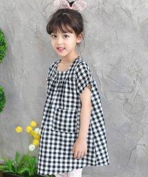 子供服Bee/ギンガムワンピース/503124583