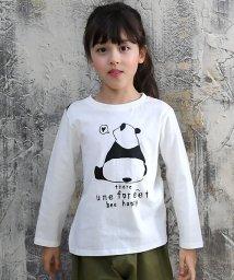 子供服Bee/プリント長袖Tシャツ/503124673