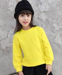 子供服Bee/シンプルワンカラートレーナー/503124679