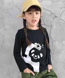 子供服Bee/種類豊富なロゴから選べる 長袖Tシャツ/503124707