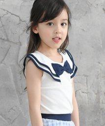 子供服Bee/5タイプから選べるノースリーブ型Tシャツ/503124826