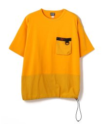 Schott/DRAW HEM POCKET T-SHIRT/ドローヘムポケットTシャツ/503125472