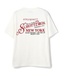 Schott/T-SHIRT SCHOTT Bros.NYC/Tシャツ ショットブロス/503125473