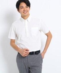 TAKEO KIKUCHI/【抗菌防臭】カノコジャージポロシャツ/503127983