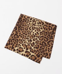 TOMORROWLAND GOODS/manipuri LEOPARD シルクスカーフ/503128239