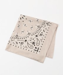 TOMORROWLAND GOODS/manipuri BANDANA シルクスカーフ/503128241
