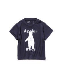 gelato pique Kids&Baby/【シロクマフェア】ワンポイント冷感 baby Tシャツ/503128913