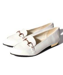 Shoes in Closet/ゴールドビット&ゴールドヒール  オペラパンプス/502655770