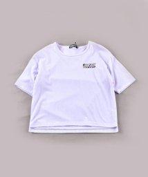ZIDDY/天竺バックメッシュTシャツ/503049585