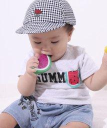 e-baby/天竺フルーツポケットTシャツ/503049634