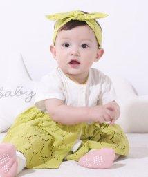 e-baby/レースボディミニ+ヘアバンドセット/503049636