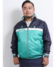 GRAND-BACK/【大きいサイズ】ルコックスポルティフ ゴルフ/le coq sportif GOLF ピクセルクロス2WAYジャケット/503050847