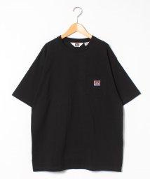 MARUKAWA/【BEN DAVIS】ベンデイビス 大きいサイズ 無地 ポケット 半袖Tシャツ ゆったり ユニセックス/503080123