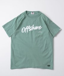OFF SHORE/OSxFRUIT OF THE LOOM TEE/503081008