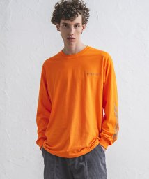 OFF SHORE/OFFSHORE LOGO L/S TEE/503088801