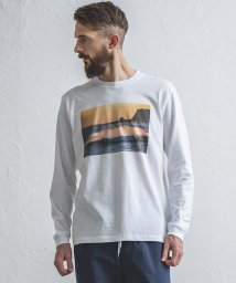 OFF SHORE/OSxU-SKE PHOTO L/S TEE/503088802