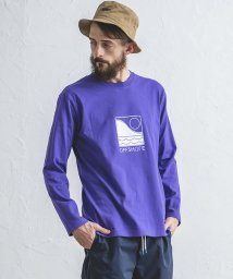 OFF SHORE/SMALL LOGO L/S TEE  /503088803