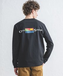 OFF SHORE/ARCHIVE SUNSET L.S TEE/503088804