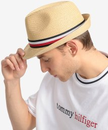 TOMMY HILFIGER MENS/ストローハット/503112156