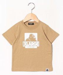 XLARGE KIDS/OGゴリラプリントTシャツ/503115559