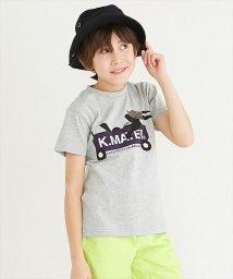 KRIFF MAYER(Kids)/キャリーカートプリント半袖T(120~160cm)/503117508