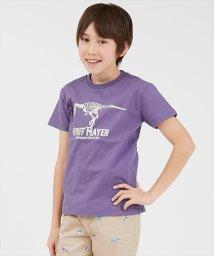 KRIFF MAYER(Kids)/ダイナソーロゴ半袖T(ティラノ)(120~160cm)/503117511