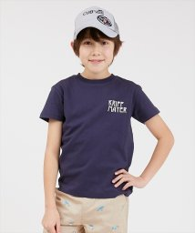 KRIFF MAYER(Kids)/ダイナソーロゴ半袖T(ブラキオ)(120~160cm)/503117512